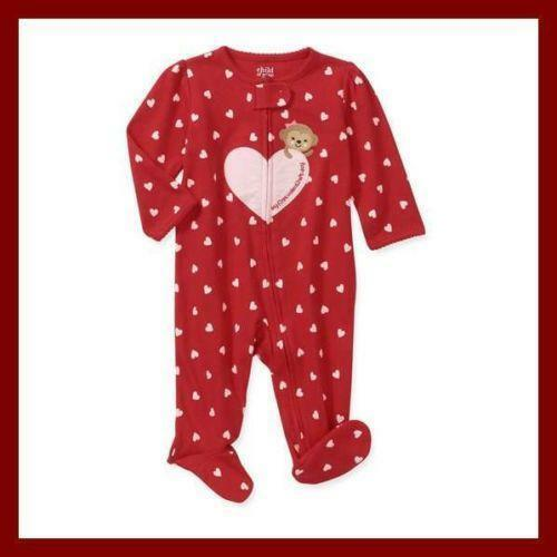 First Valentines Day Baby & Toddler Clothing