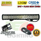 Cree LED Light Bar 200 W Car & Truck Light Bars