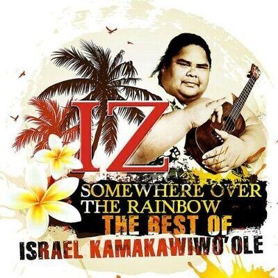 Israel Iz Kamakawiwo'Ole - Somewhere Over The Rainbow-The Be (CD Used Very (Israel Iz Kamakawiwo Ole Over The Rainbow)