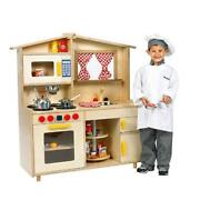 Pretend Play Kitchen