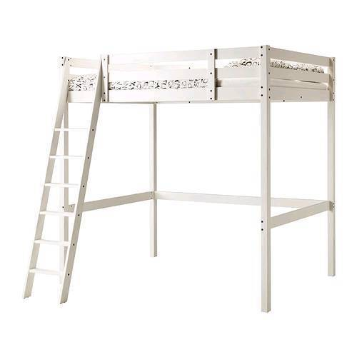 Ikea Stora Loft 4'6 double bed