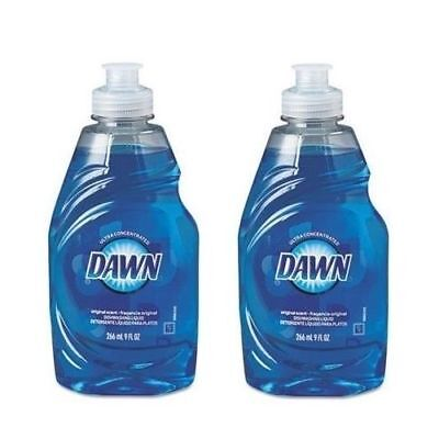 Dawn Ultra Dishwashing Liquid Original Scent 2 Bottle (Original Dawn Dishwashing Liquid)