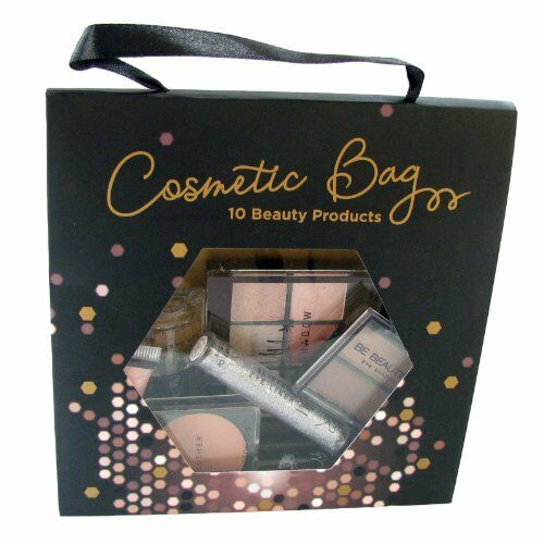 Make Up Cosmetic Set Mixed Kit Urban Beauty Lucky Dip Gift Bag 10 Pieces - x2