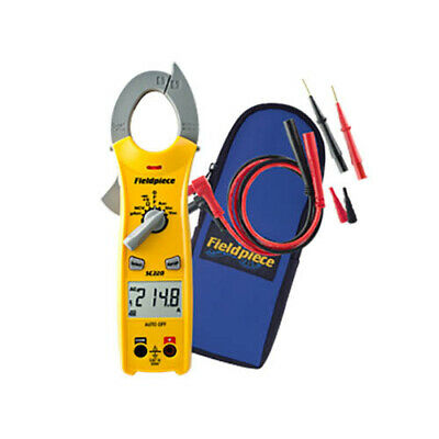 Fieldpiece Sc220 Ac Clamp Meter 600vacdc 400aac Wncv Detector