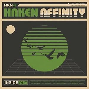 Haken Affinity UK vinyl LP NEW sealed