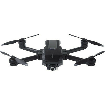 Yuneec YUNMQUS-R Mantis Q Foldable Camera Drone with WiFi Remote – Refurbished