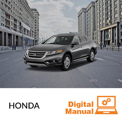 Honda   Service And Repair Manual 30 Day Online Access