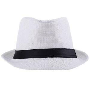 White Fedora  Clothing 9e98900891a