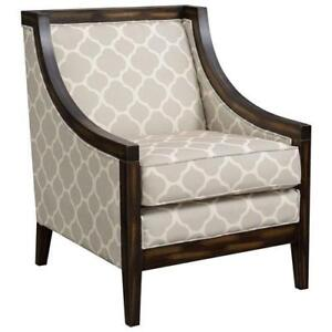 Picket House ULT705100 Lana Transitional Polyester Accent Chair - Dove Cappuccino  (New Other)