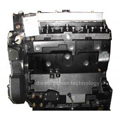 Perkins 1004tg Remanufactured Diesel Engine Extended Long Block