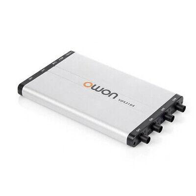 Owon Vds3104 100 Mhz 4 Ch 1 Gss Virtual Oscilloscope