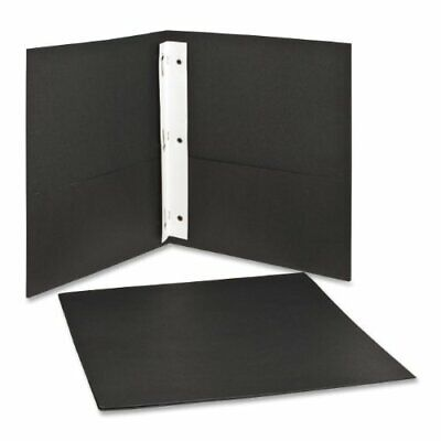 Oxford Twin-pocket Folders With Fasteners - Letter - 8.50 X 11 - 85 Sheet