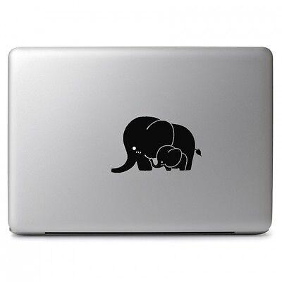 "Elephants Vinyl Sticker Skin Decal for Apple Macbook Air & Pro 11"" 13"" 15'' 17''"