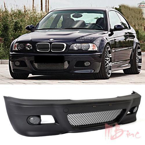 2000 Bmw M3: BMW E46 Bumper