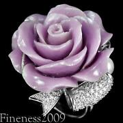 Big Silver Ring