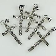 Bulk cross charms ebay wholesale cross pendants aloadofball Choice Image