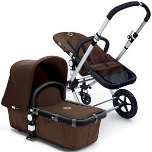Bugaboo Cameleon Dark Brown Special Edition! BNEW!