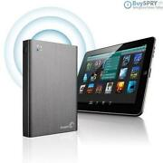 Wireless External Hard Drive
