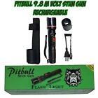 Flashlight with Stun Gun