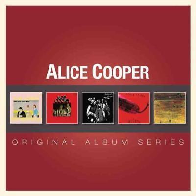 Alice Cooper   Original Album Series New Cd