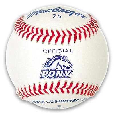 MacGregor #75 Official Pony League - 1 DOZEN