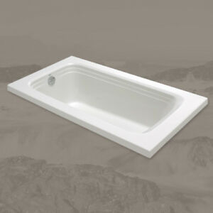 Hampton III Drop in Tub by Mirolin
