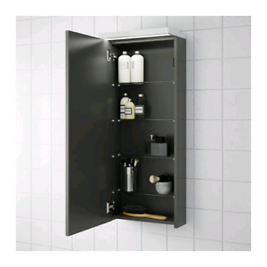 New price. Ikea bathroom cabinet new. Never use.