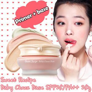 Etude-nuevo-Dulce-House-receta-Bebe-invito-base-SPF25-PA-25g-3-Colores-Corea