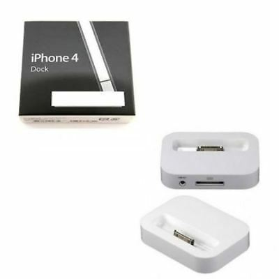 Original Charger Charging Sync Stand Dock Cradle for Apple iPhone 4 4s 3G OEM