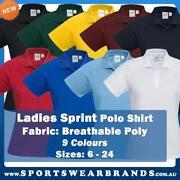 Ladies Polo Shirt Size 22