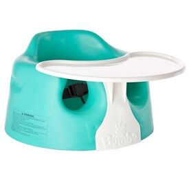 Bumbo chair and tray