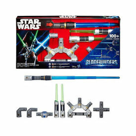 STAR WARS THE FORCE AWAKENS BLADEBUILDERS JEDI MASTER LIGHTSABER, Free Postage
