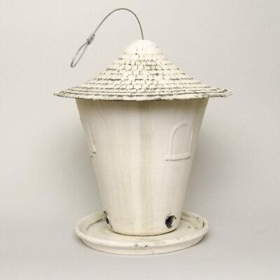 Large Ceramic Bird Feeder