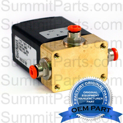 BURKERT 220V SOLENOID VALVE FOR GEN 5 WASCOMAT - 824301, 824302, 096070 OEM