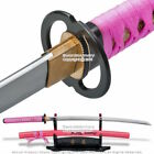 Pink Collectible Japanese Katanas