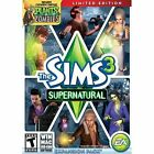 The Sims 3: Supernatural Video Games