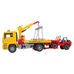 Bruder Abschlepp LKW man TGA günstig kaufen Spielzeugautos & Zubehör
