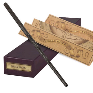 Authentic Harry Potter Wand Collectible - Sirius Black