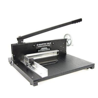 New Martin Yale 7000e 12 Commercial Stack Cutter - Free Shipping