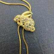 Vintage Snake Necklace
