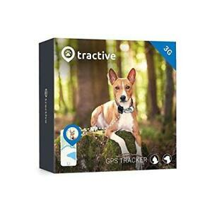 NEW Tractive GPS 3G Pet Tracker for Dogs and Cats - Waterproof pet Finder for Collar