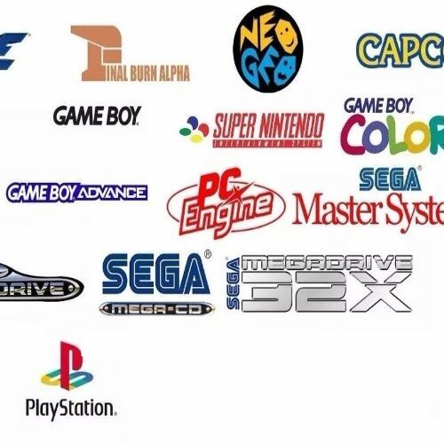 31,000 Retro Games