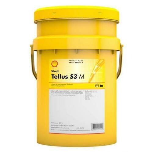 Shell Tellus S3 M 46 20L nu voor € 105.25
