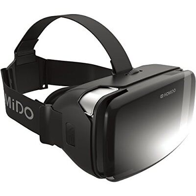 Homido V2 Virtual Reality 3D Glasses Headset Fit For 4