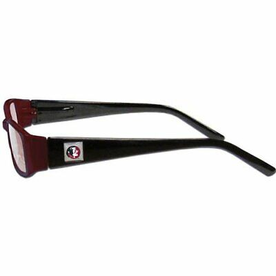 Siskiyou NCAA Florida State Seminoles Reading +1.50 Glasses, Red