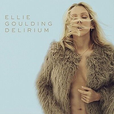 Ellie Goulding   Delirium  Deluxe Edition  New Cd  Holland   Import