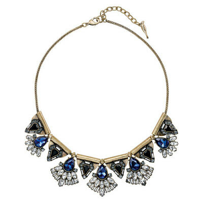 Chloe and Isabel Monarch Statement Necklace - N365 - New
