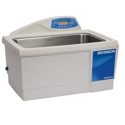 Branson Cpx8800h Ultrasonic Cleaner W Digital Timer Heater Degas