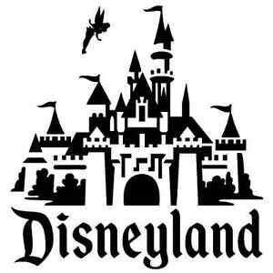 Disneyland Decal