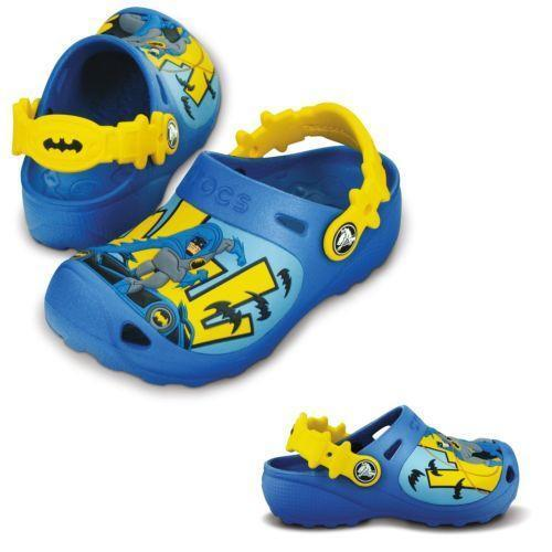 f14f1d7ab5428 Batman Crocs  Clothing